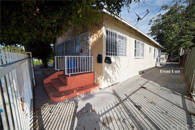 seeking a buyer for 8636 menlo ave los angeles ca 90044