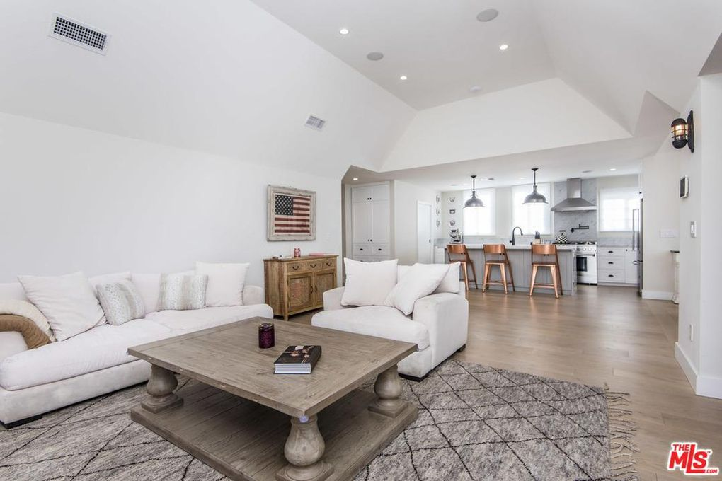 The Two Additional Bedrooms Have Raised Ceilings And Custom Closets, And  There Is A Second Full Bath With Marble Counters And Subway Tile, ...