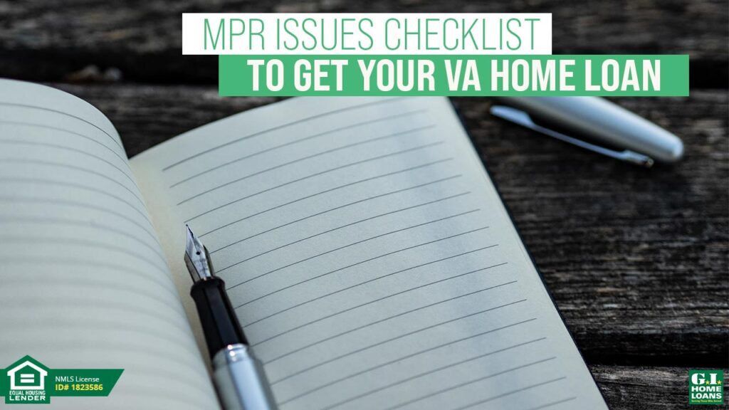 11 Common Minimum Property Requirements for VA Home Loan
